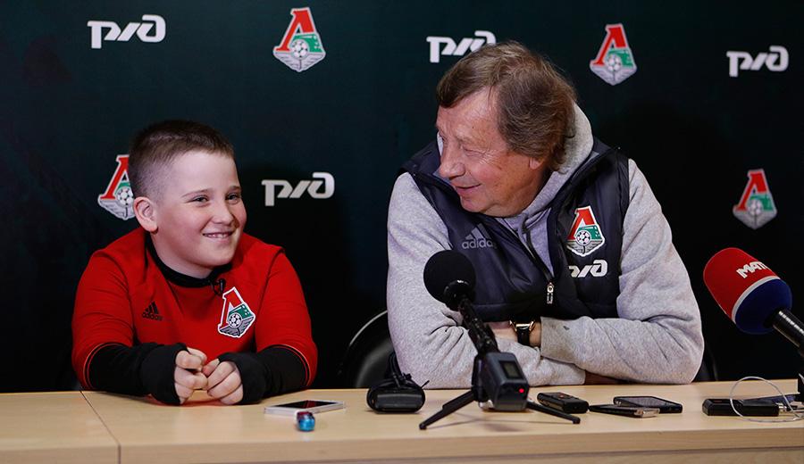 Ярослав Еризану и Юрий Сёмин