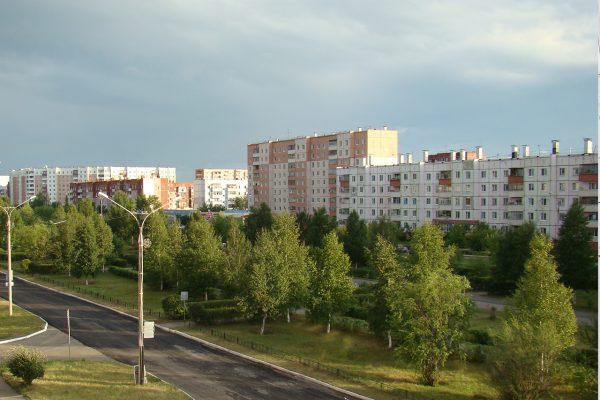 город Шарыпово