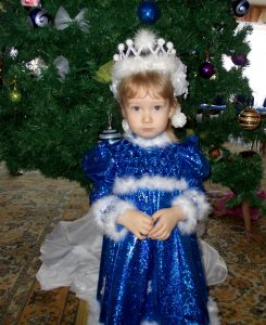 Внучка Деда Мороза